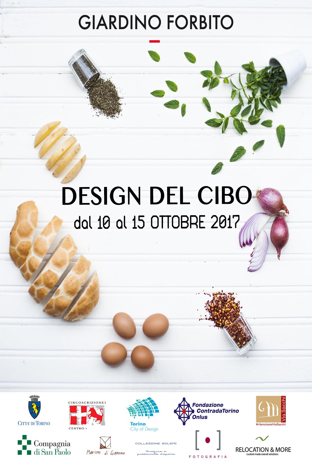 DESIGN DEL CIBO